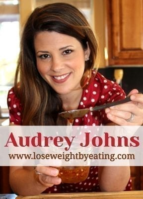 Audrey Johns - Author & Weight Loss Blogger
