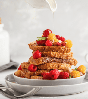 The Best French Toast - A Healthy French Toast Recipe