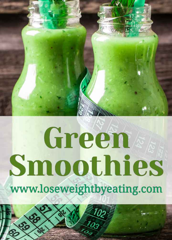 10 Green Smoothie Recipes for Quick Weight Loss