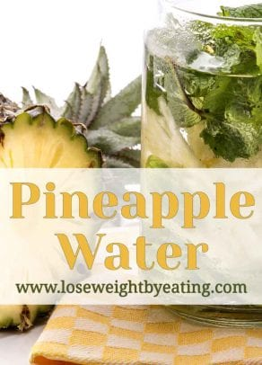 Pineapple Water