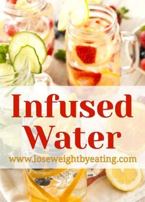 Infused Water: The Ultimate Weight Loss Secret