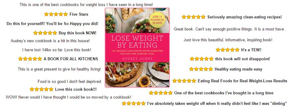 Lose Weight by Eating Cookbook Reviews