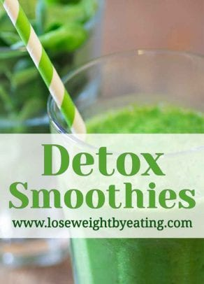 Detox Smoothie Recipes