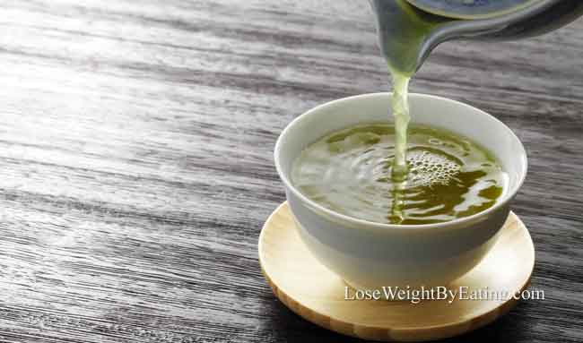 Anti-inflammatory Green Tea