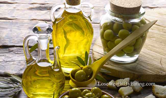 Anti-inflammatory Olive Oil