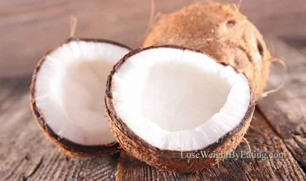 How to Lose Belly Fat Coconut