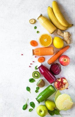 detox juice recipes for weight loss