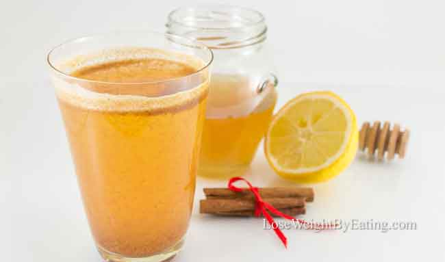 Classic Apple Cider Vinegar Detox Drink