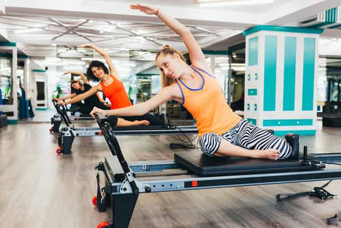 Pilates Stretching for Stress and Anxiety Relief