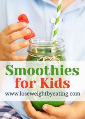 15 Healthy Smoothie Recipes For Kids Lose Weight By Eating