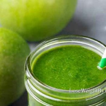Apple Kale Smoothie