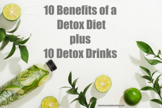 detox diet and detox drinks