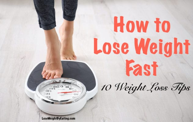How to lose weight weight loss tips