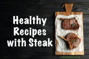 healthy recipes with steak