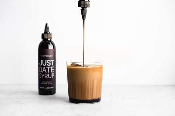 just date syrup for flavored latte recipes