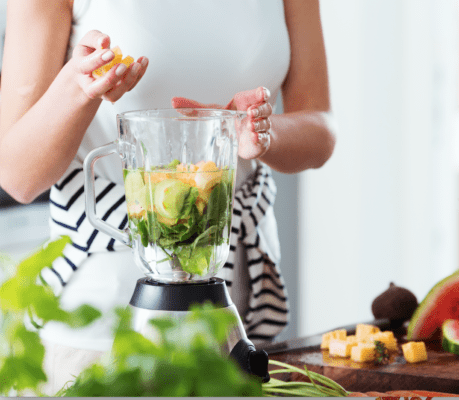 comment faire des smoothies verts