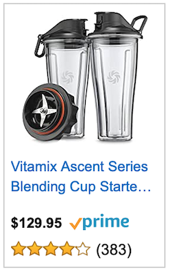 best vitamix blender cups