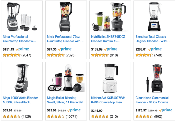 best blenders countertop blenders