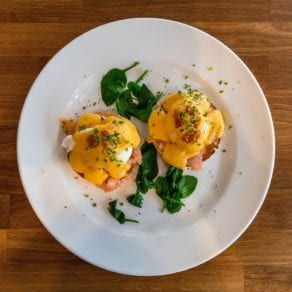 Baked Eggs Benedict Recipes