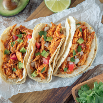 Crockpot Chicken Tacos Recipe