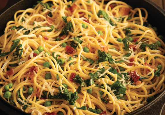 Carbonara Pasta Recipe - Lose Weight By Eating Easy Dinners