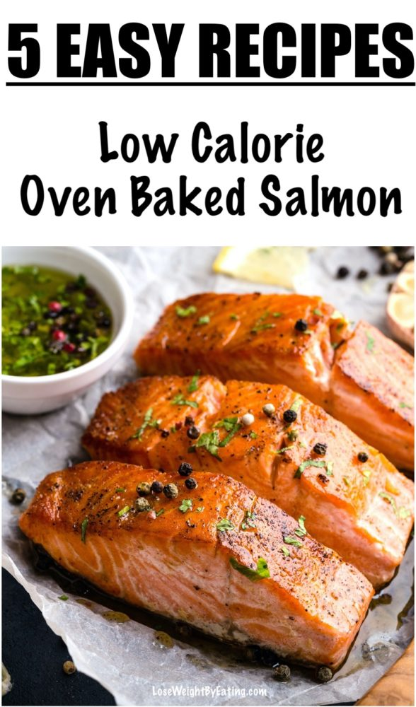 Recipe for Baked Salmon