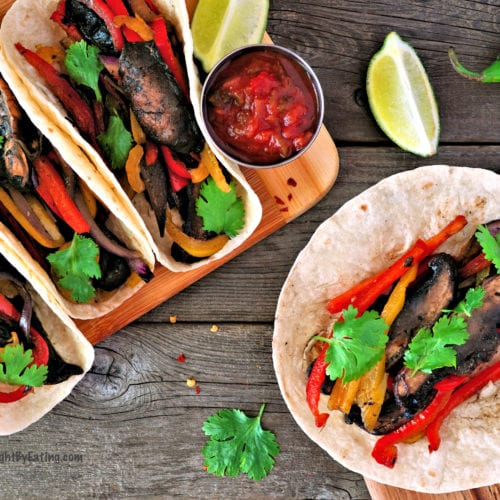 Vegetarian Fajitas Recipe