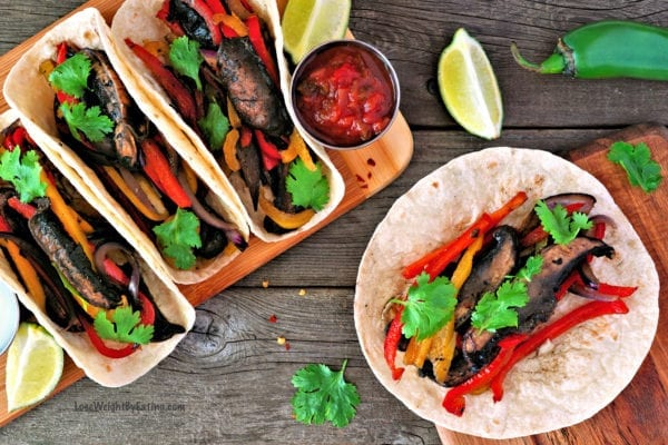 Vegetarian Fajitas Recipes