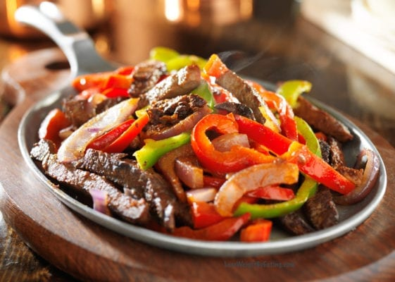 Steak Fajitas Recipes
