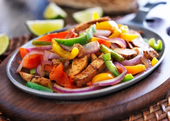 Chicken Fajitas Recipes