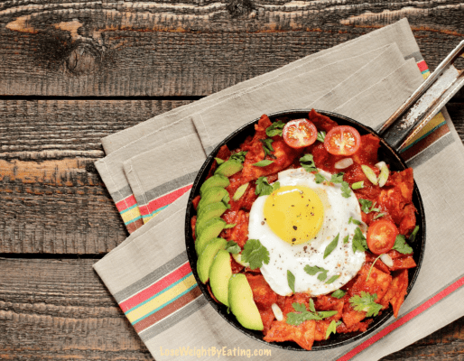 The Easiest Recipe for Chilaquiles