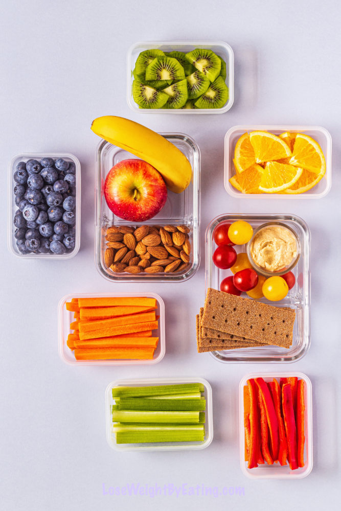 Good Snacks that are Healthy for Weight Loss