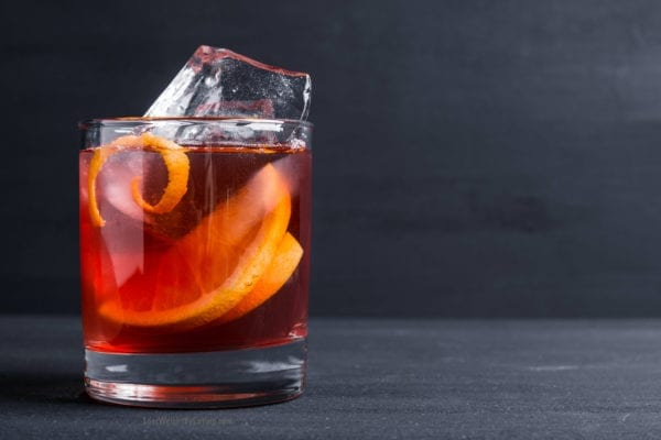 Old Fashioned Bourbon Cocktails Recipe / 5 Low Calorie Cocktails with Bourbon