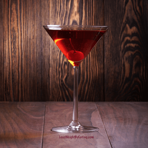 Manhattan Bourbon Cocktails Classic
