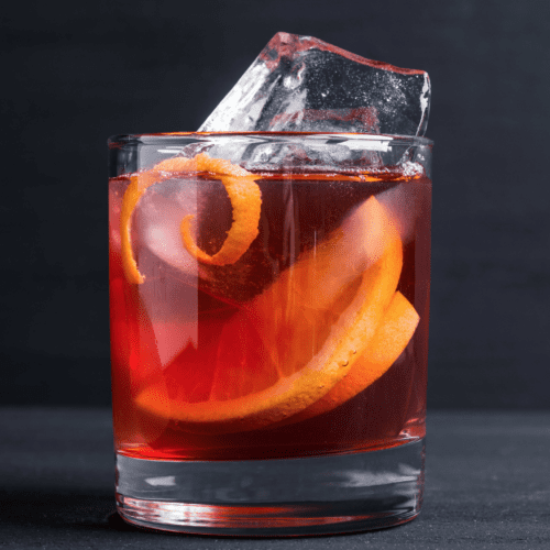 Old Fashioned Bourbon Cocktails Recipe