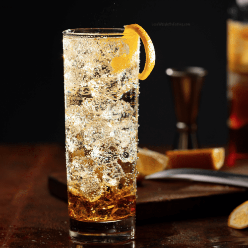 Highball Bourbon Drink Recipe