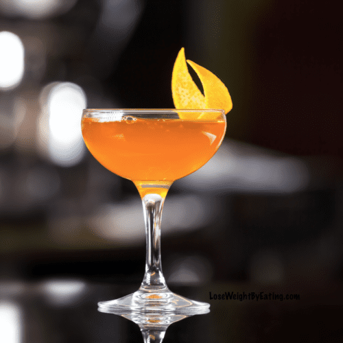 Sidecar Bourbon Cocktail Recipe