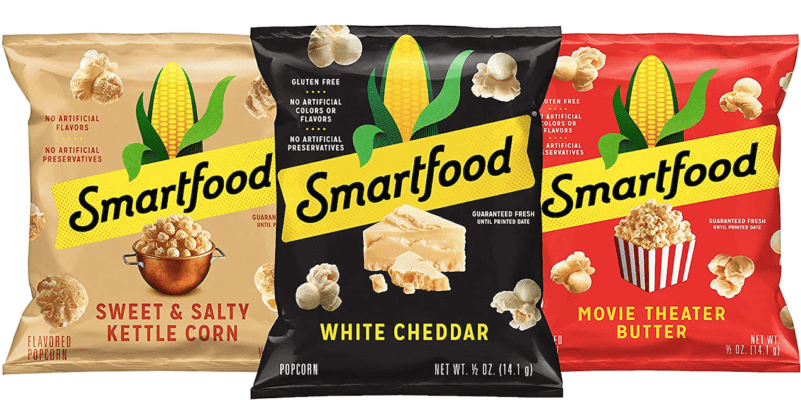 salty snacks that are healthy
