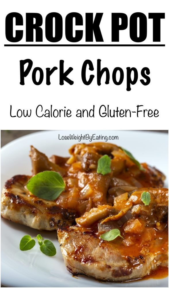 Easy Crockpot Pork Chop Recipe