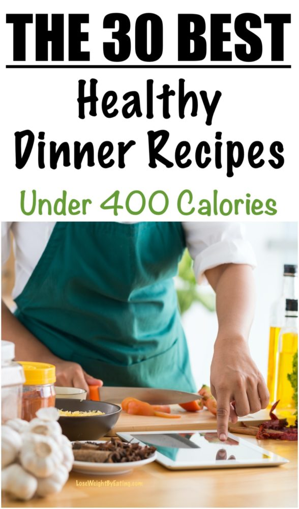 low calorie recipes for dinner