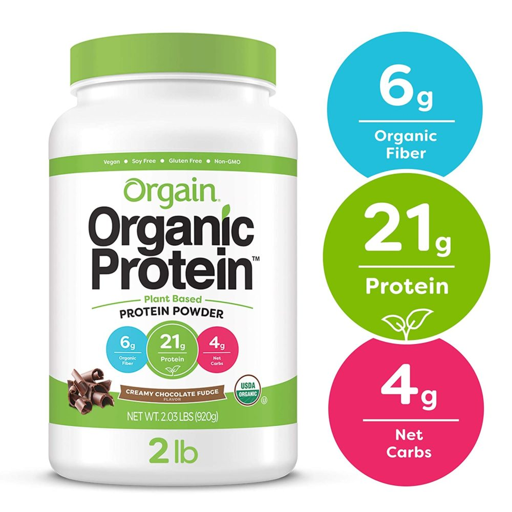 Edible Protein Brownie Batter Recipe