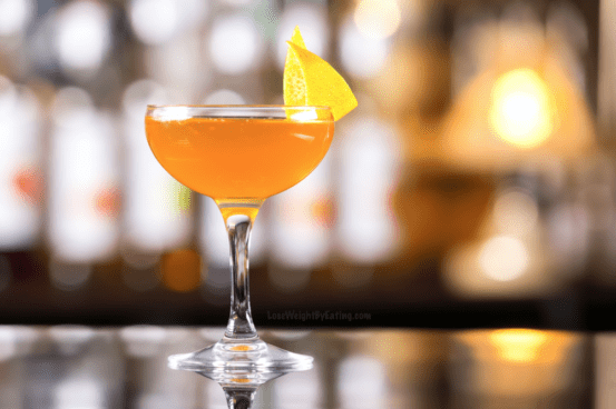 Sidecar Cocktail Recipe {Low Calorie and Easy}