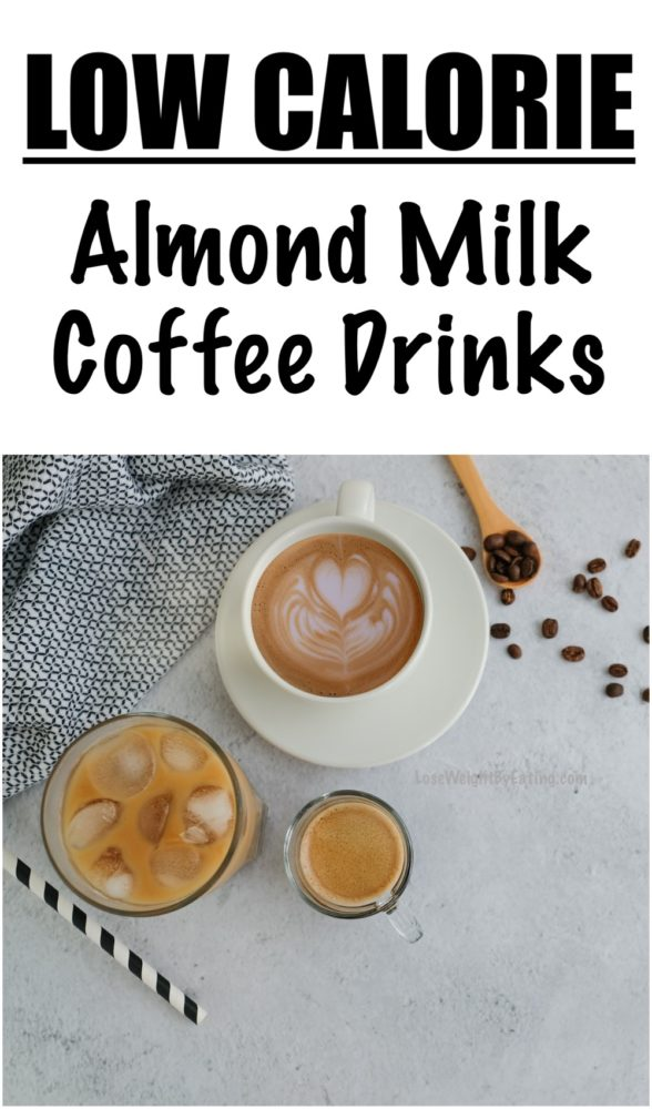 Almond Milk Latte - 10 Hot and Iced Coffee Recipes