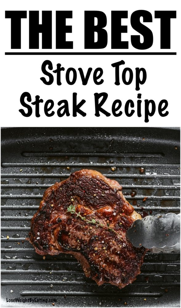 How to Cook a Steak on the Stove Top