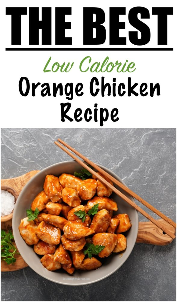 How to Make Orange Chicken Recipes at Home