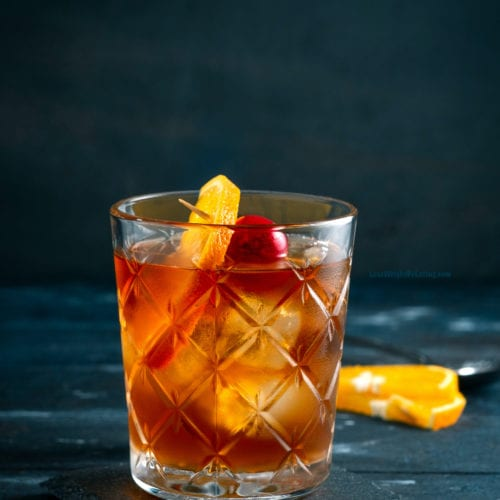 Whiskey Sour Cocktail Recipe