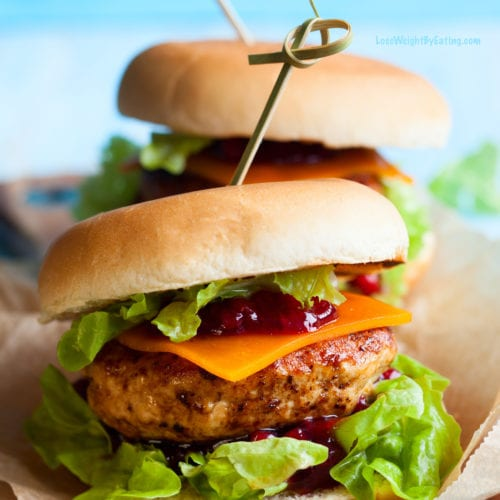 The Best Turkey Burger Recipe