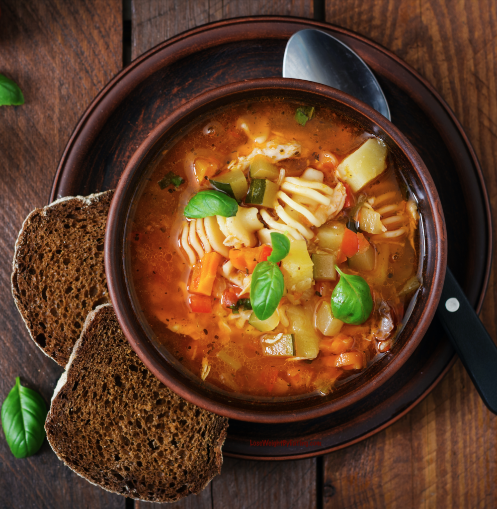 Hearty and Healthy Vegetable Soup Recipe
