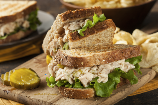 The Best Tuna Salad Recipe