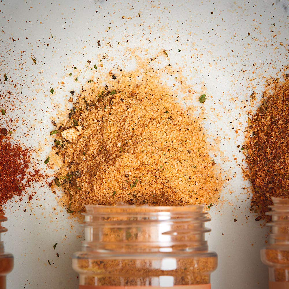 How To Make Seasoning Salt